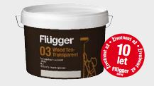 Flugger Wood Tex 03 transparent 3L